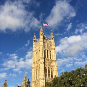 Здание Парламента : Башня Виктории