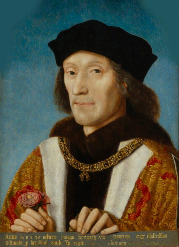 Национальная Портретная Галерея : Генрих VII